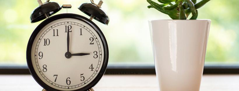 Te mire használod az idődet? Sikereket vagy kifogásokat gyártasz?