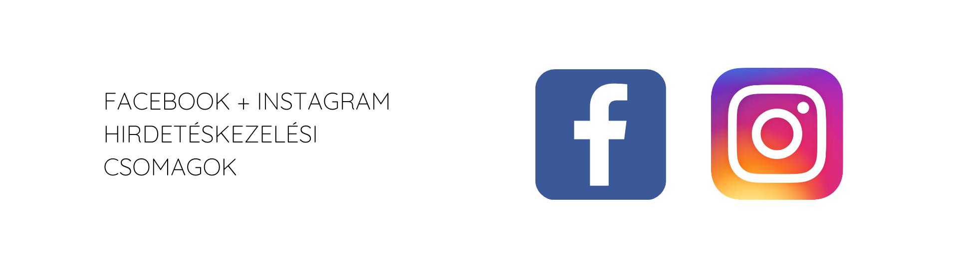 Facebook - Instagram hirdetéskezelés